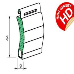 Tapparella in Alluminio Tap Security SAR 117