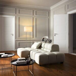 Porte parquet e interior design